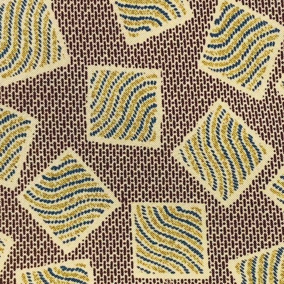 Isaco Other - ISACO GEOMETRIC PATTERN  TIE